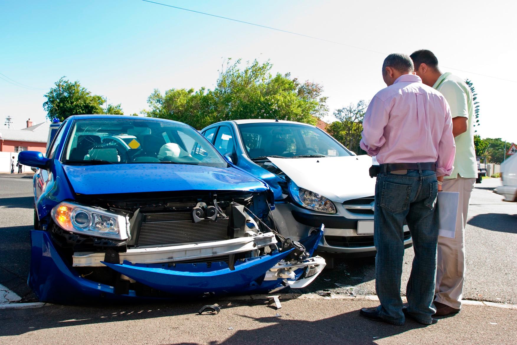 Выкуп авто после ДТП в Киеве фото.